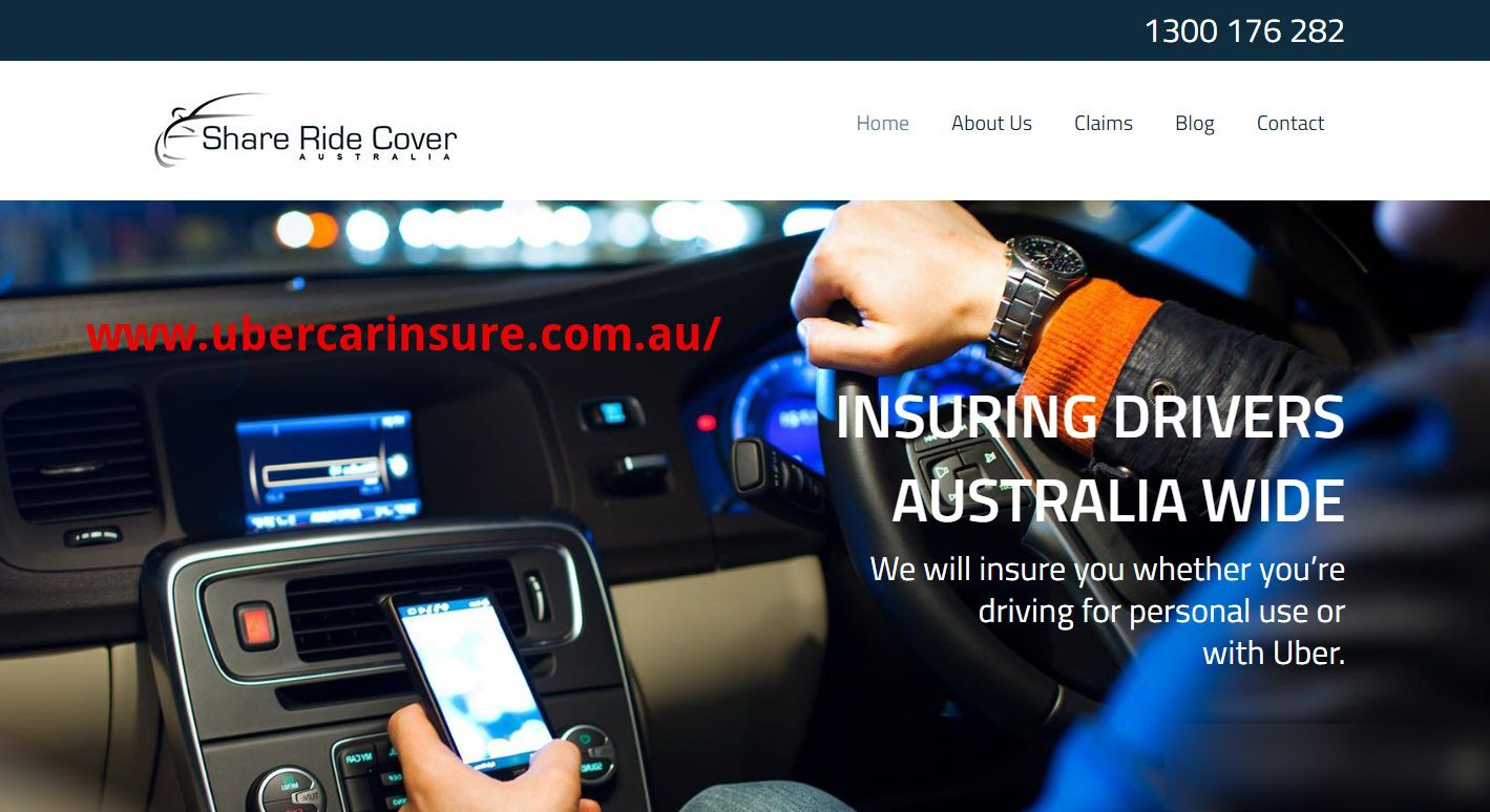 Contact us for uber car insurance australia car