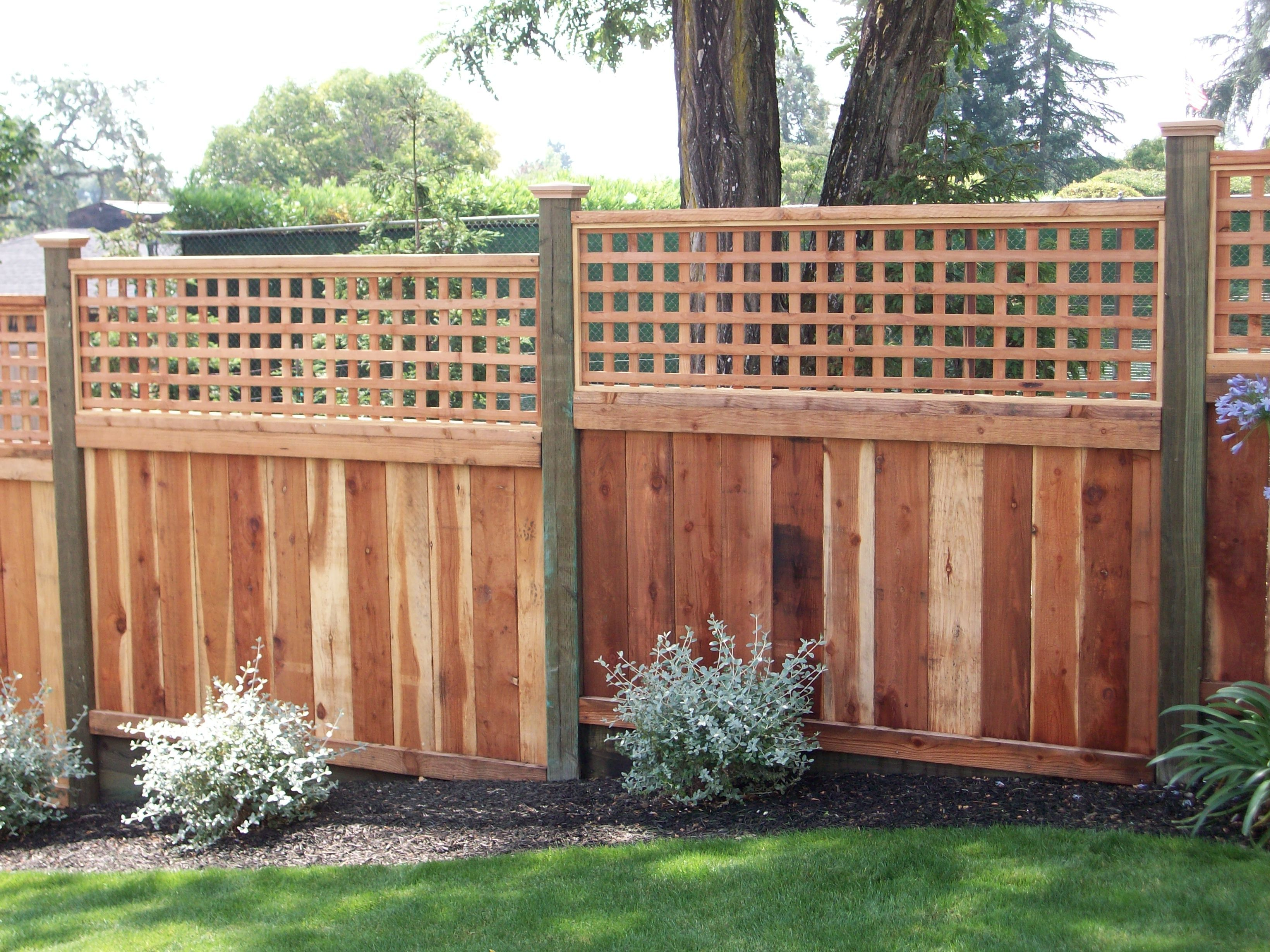 Arbor Fence Inc A Diamond Certified Company Wood Fence Backyard Landscaping Plans Fence Planning