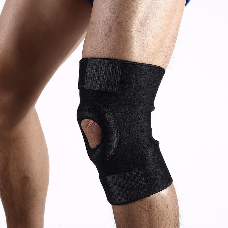 Volleyball Knee Protector Knee Pad Cycling Knee Support Mountain Bike Sports Safety Kneepad Brace Kneepad Sports Safety Knee Support Running Springs