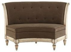 Exceptional Curved+Banquette+Dining+Sets | Curved Dining Banquette Bench | Nook Bench  For