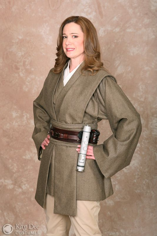 Nice Earth tones rather conservative. | dress up | Pinterest | Cosplay Star and Star wars costumes  sc 1 st  Pinterest : female jedi costume  - Germanpascual.Com