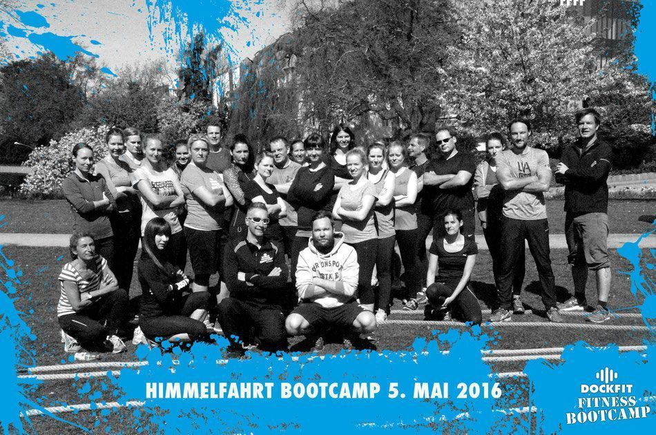 dockfit altona fitness bootcamp hamburg training himmelfahrt #fitnessstudio alto... -  dockfit alton...