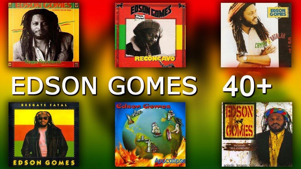 Edson Gomes 40 Grandes Sucessos 6 Albuns Studio Edson