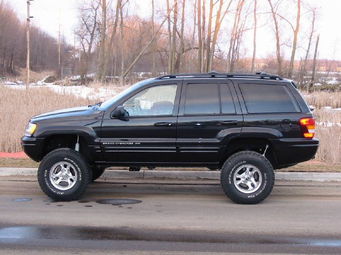 IRON ROCK OFF ROAD | Jeep Grand Cherokee WJ 1999-2004 | Jeep