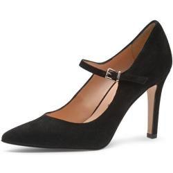 Evita Damen Pumps Ilaria, schwarz, 39 Evita ShoesEvita Shoes #shortslace