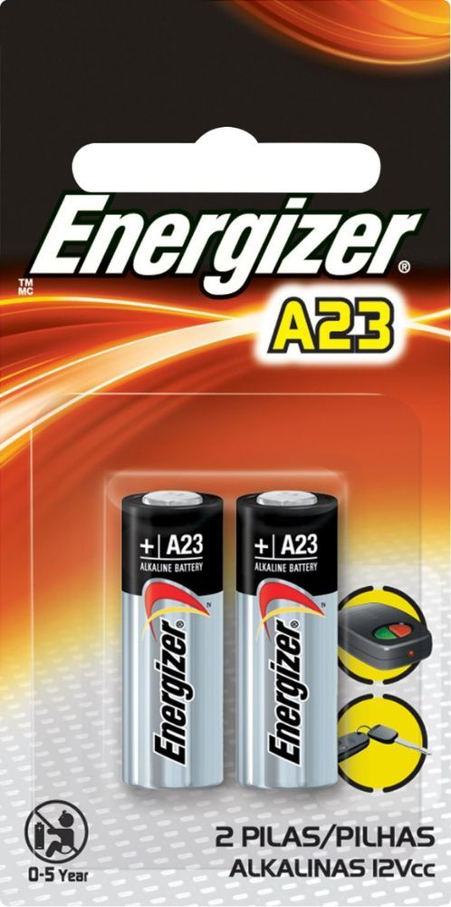 Energizer A23 Silver Oxide Batteries 2 Pack A23bpz 2 Best Buy In 2021 Energizer Alkaline Battery Energizer Battery