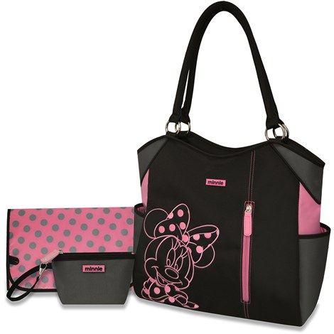 Minnie Mouse Diaper Bag Shower Ideas Pinterest Bags