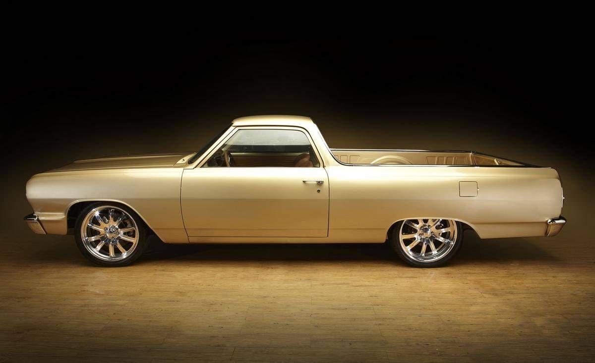 1964 Chevrolet El Camino Resto Mod For Sale 1734589 Chevrolet Chevrolet El Camino Reliable Cars