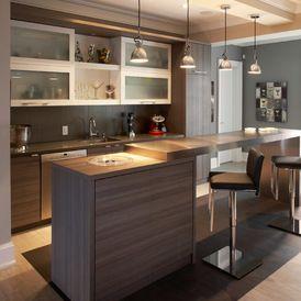 Contemporary Home Bar By Dochia Interior Design Modern Home Bar