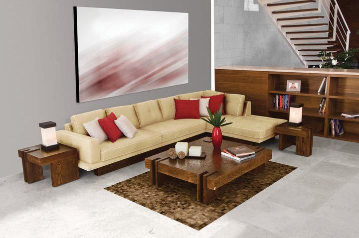 Living De decoracion de sala salas living rooms living room