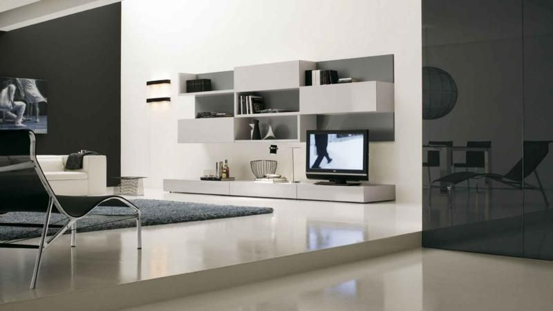 Modular Living Room Furniture Design With Storage Compartments Prepossessing Modular Living Room Design 2018