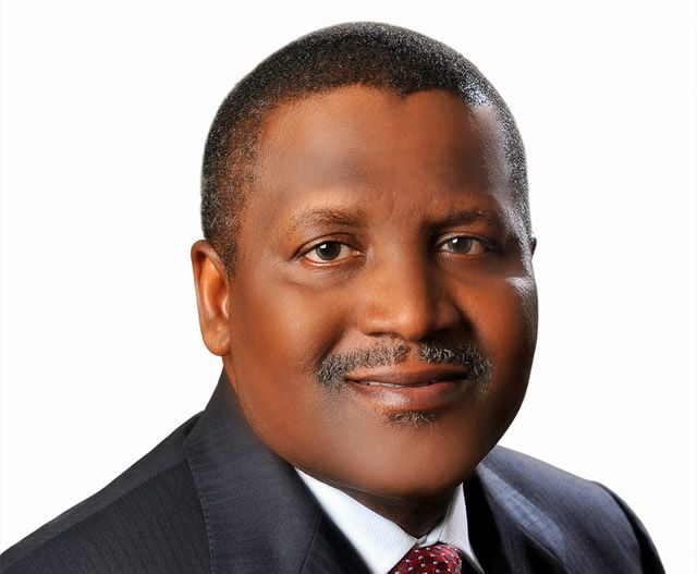 Dangote Says He Plans To Buy Arsenal 'Within Four Years'