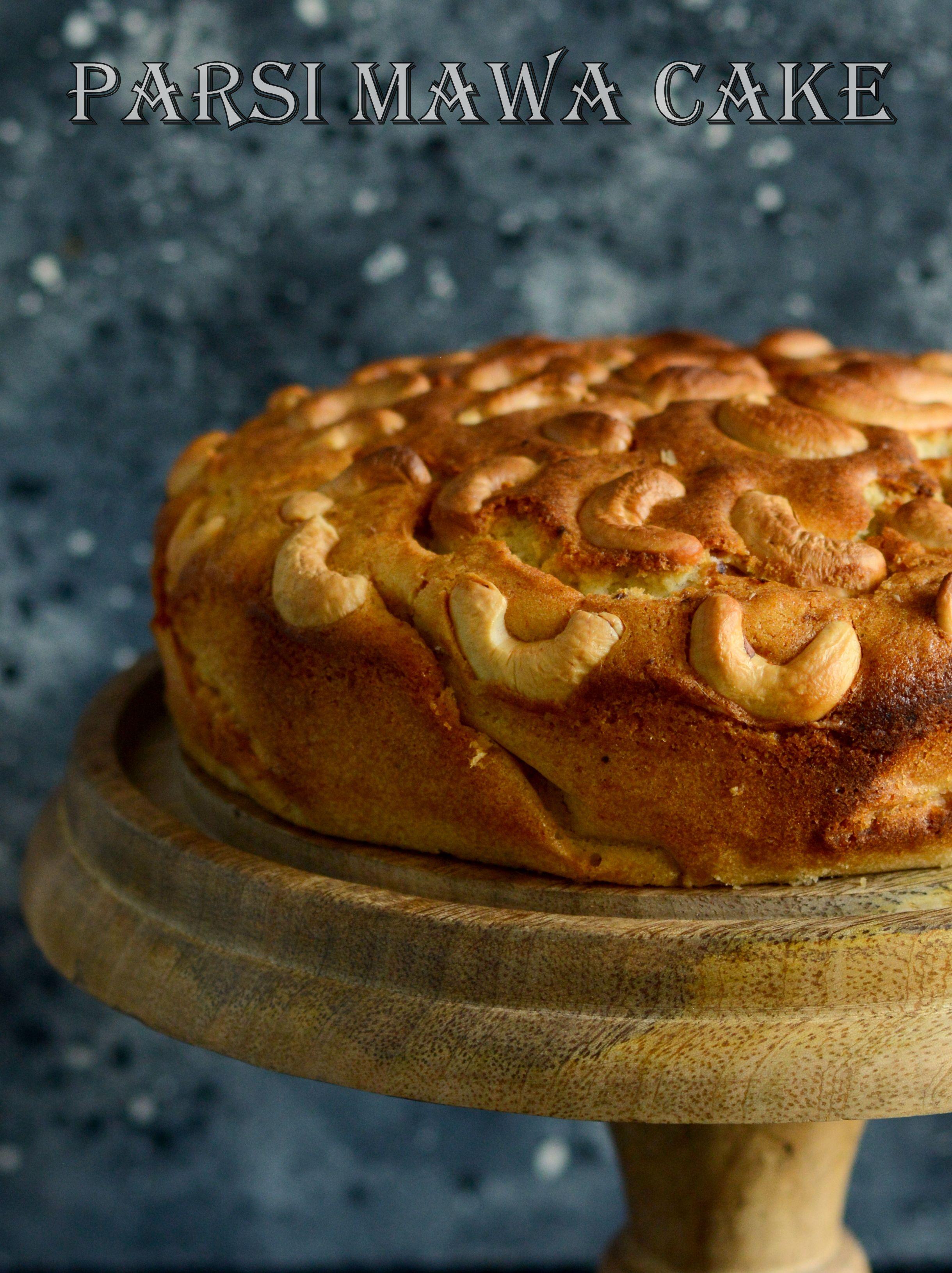 Parsi Mawa Cake Recipe With Images How To Make Cake Tea Time Food Bakery