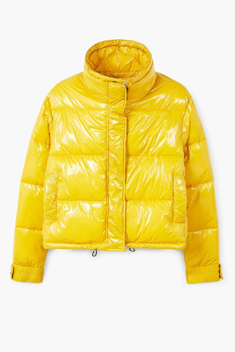 This Puffer Jacket Will Make You Feel Like Missy Elliot Winter Puffer Coat Puffer Jackets Jackets [ 1152 x 768 Pixel ]