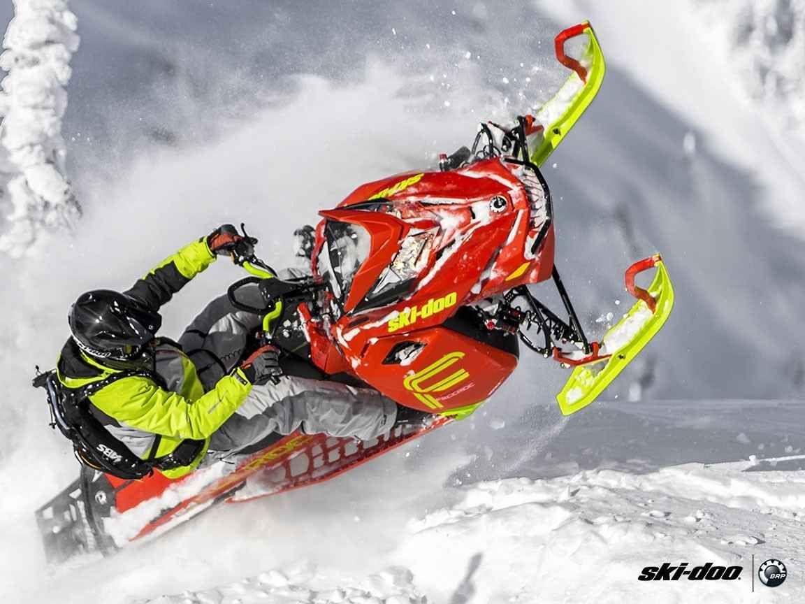 skidoo summit team BRP sticker snowmobile 19 Pieces