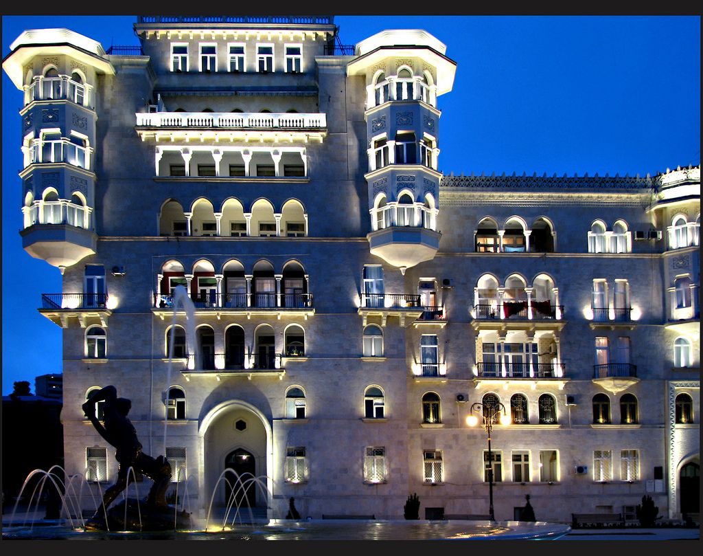 Baku – The Capital Of Azerbaijan | Architecture & Interior Design