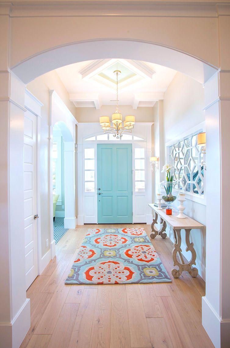 Home Decor Color Inspiration Light Aqua Blue