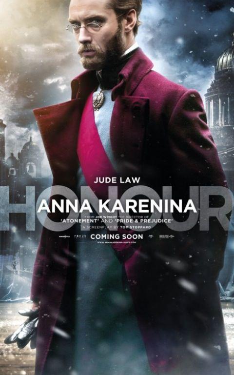 keira knightley jude law in anna karenina character