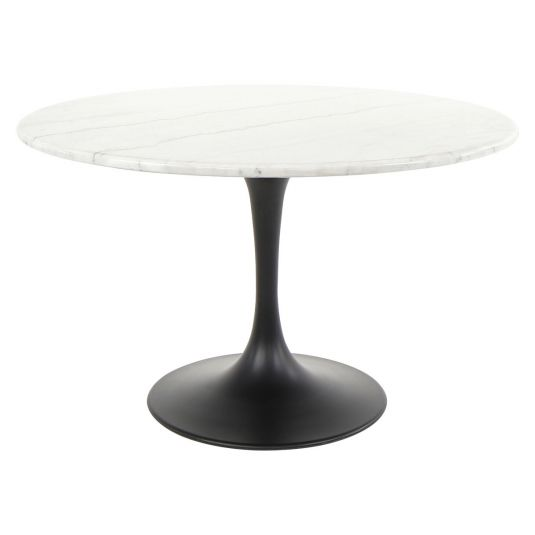 Round Marble Dining Table Marble Stone Top Dining Table Dining