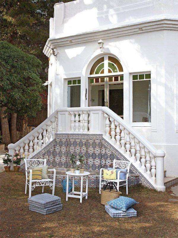 Barcelona vintage house, Mi Casa Revista.