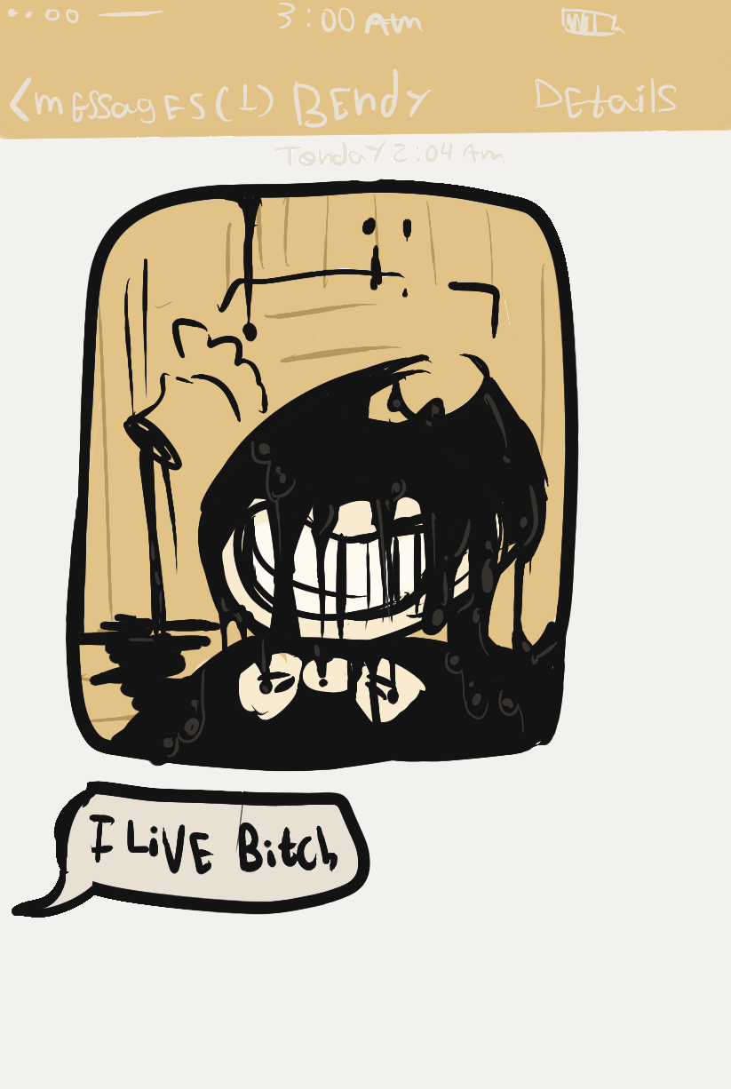 bendy and the ink machine nsfw