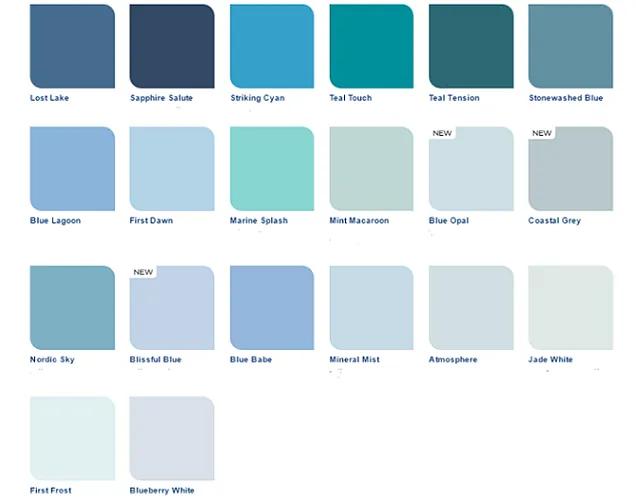 Dulux Colour Emulsion Blues Testers 5ltrs Kis Uk In 2020 Dulux Dulux Colour Dulux Blue Paint