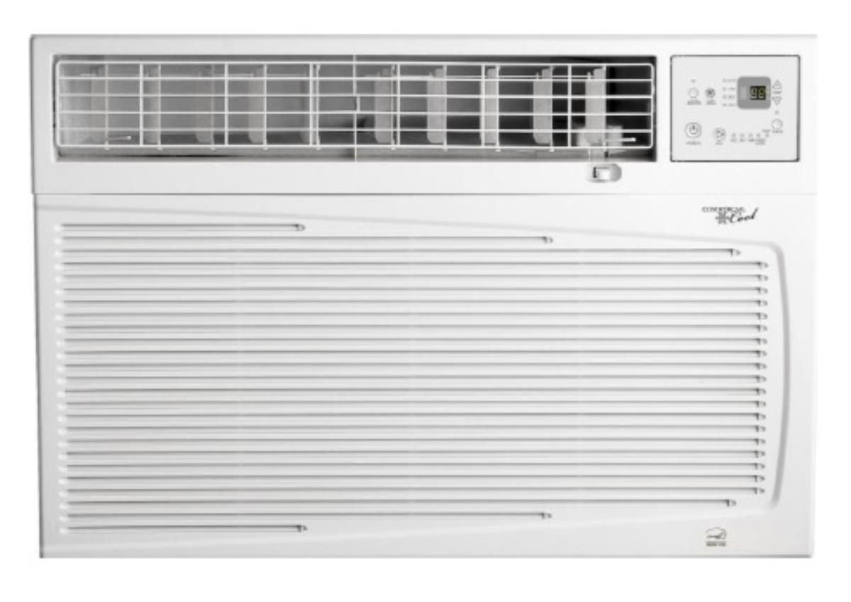 Haier Cwh24a 23 800 Btu Window Air Conditioner And Heater Windowairconditioner Window Air Conditioner Air Conditioner