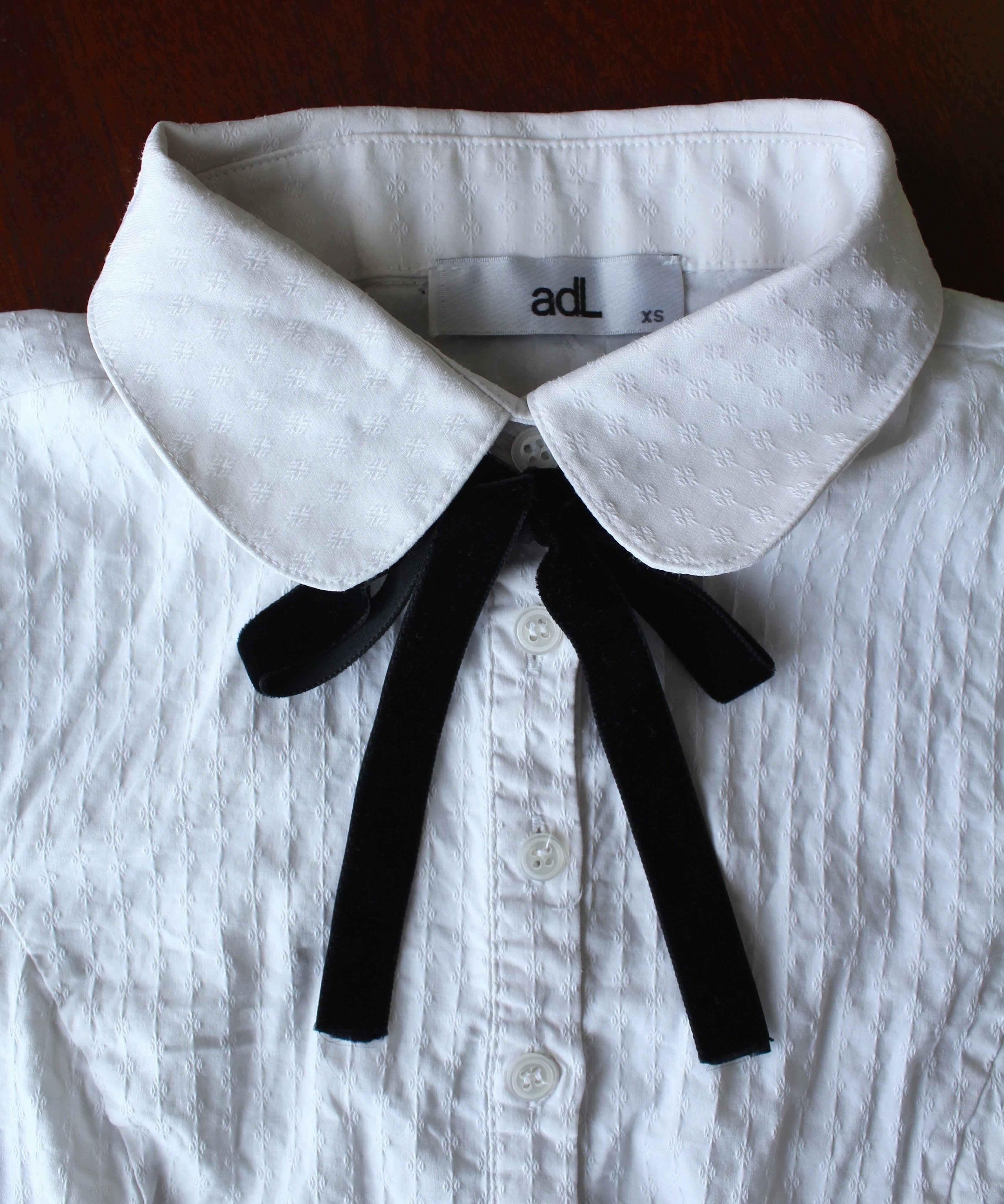 Diy Bow Tie Collar Blouse Diy bow tie, Diy bow, Bow tie