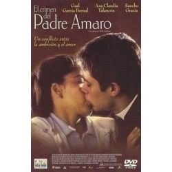 El Crimen Del Padre Amaro Dvd Drama 2002 Crimen Dvd Padre