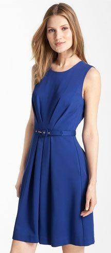 5ee1c05c5d Vestido azul royal   Clothes & Acessories em 2019   Vestidos ...