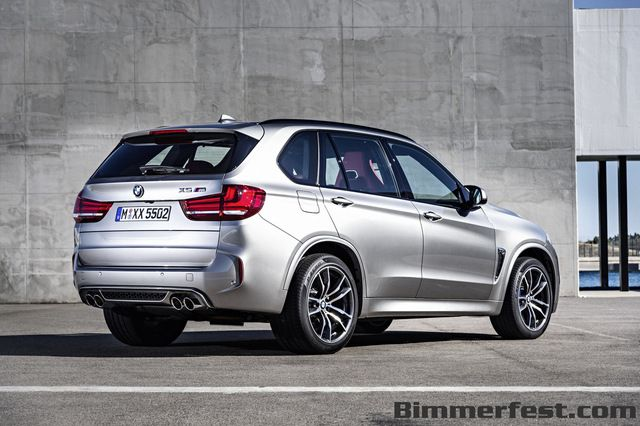 Delicieux BMW X5 M Donington Grey
