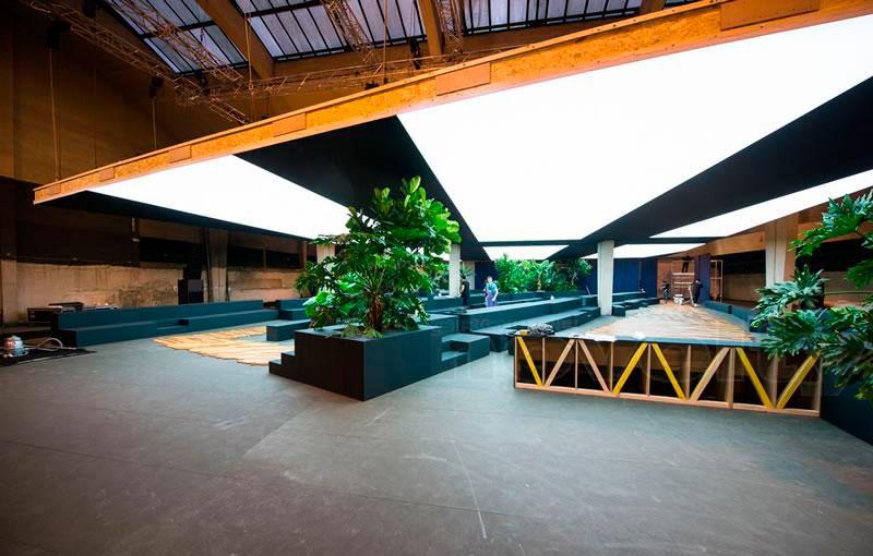 La arquitectura de Céline