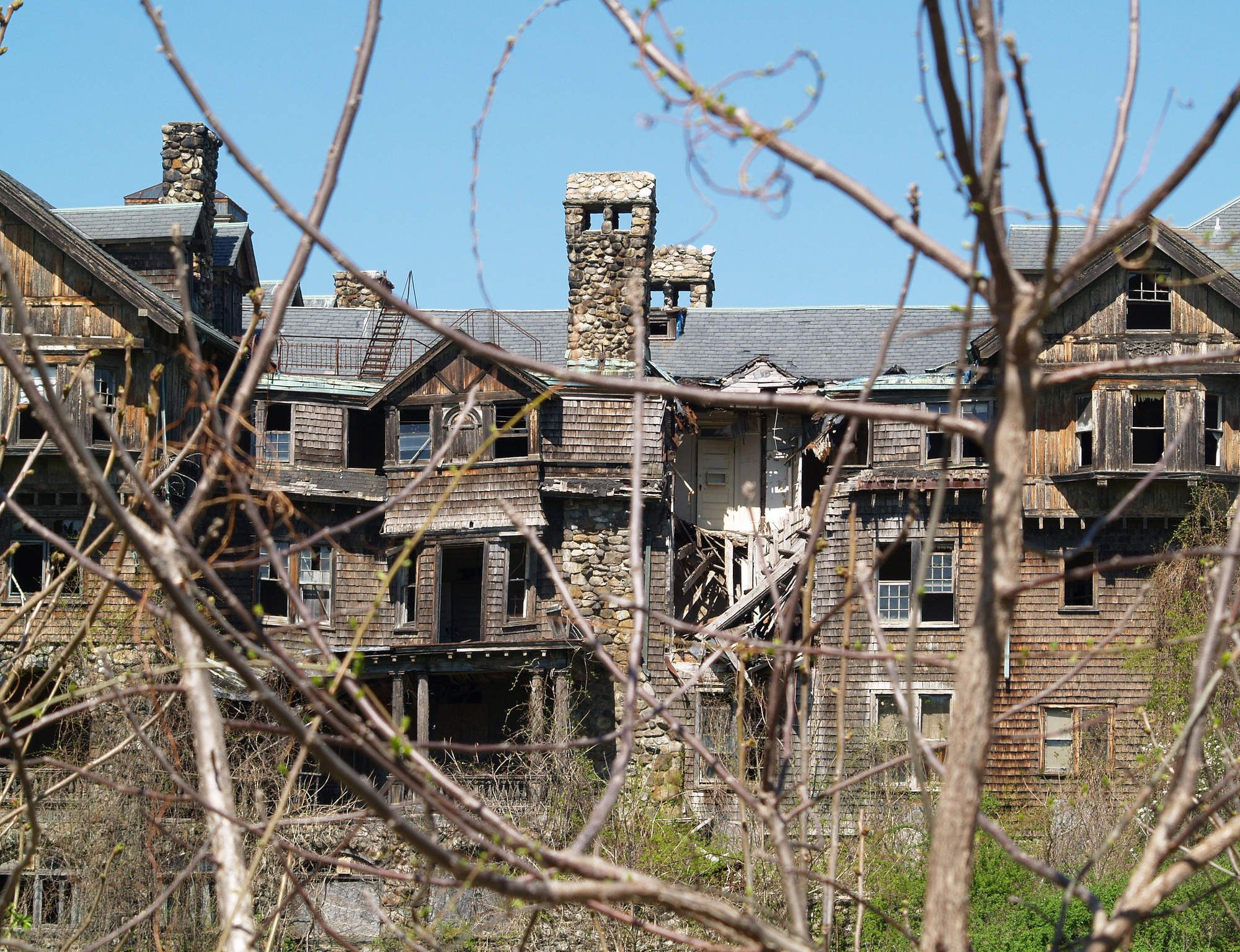The 10 Most Insane Abandoned Places In New York State Places In