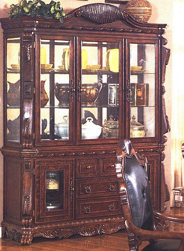 3 Door Kitchen Cabinet Hutch Images Mahogany 3 Door China Hutch