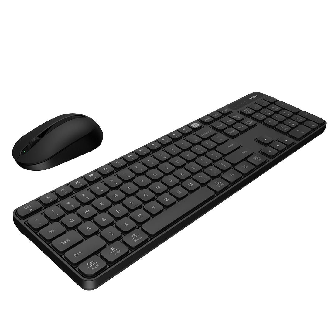 Xiaomi Miiiw Wireless Keyboard Mouse Set For Windows Mac One