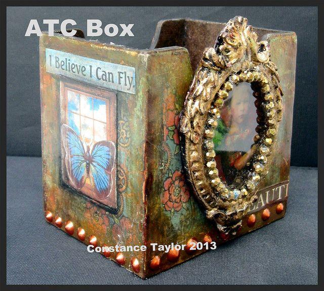 ATC Box Side 1 | Flickr - Photo Sharing!