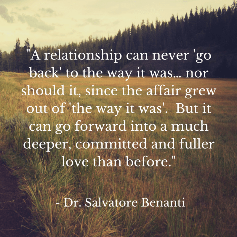 Moving Forward In A Relationship After Cheating