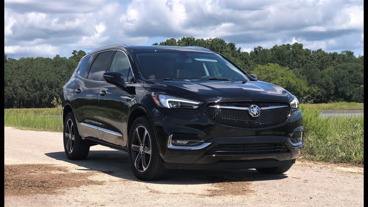 2020 Buick Enclave St Awd Performance Drive Review Buick Enclave Buick Performance Driving