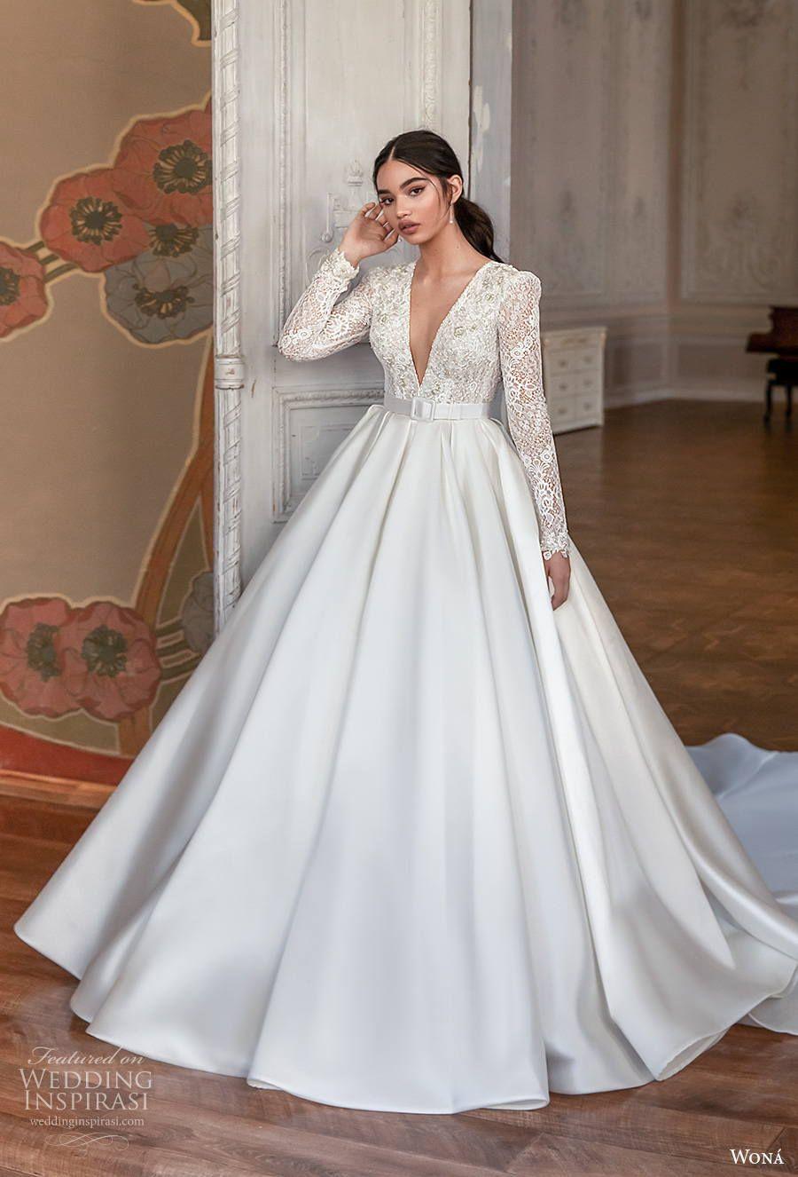 Wona Concept 2021 Romance Wedding Dresses Wedding Inspirasi Wedding Dresses Queen Wedding Dress Romance Wedding Dress [ 1326 x 900 Pixel ]