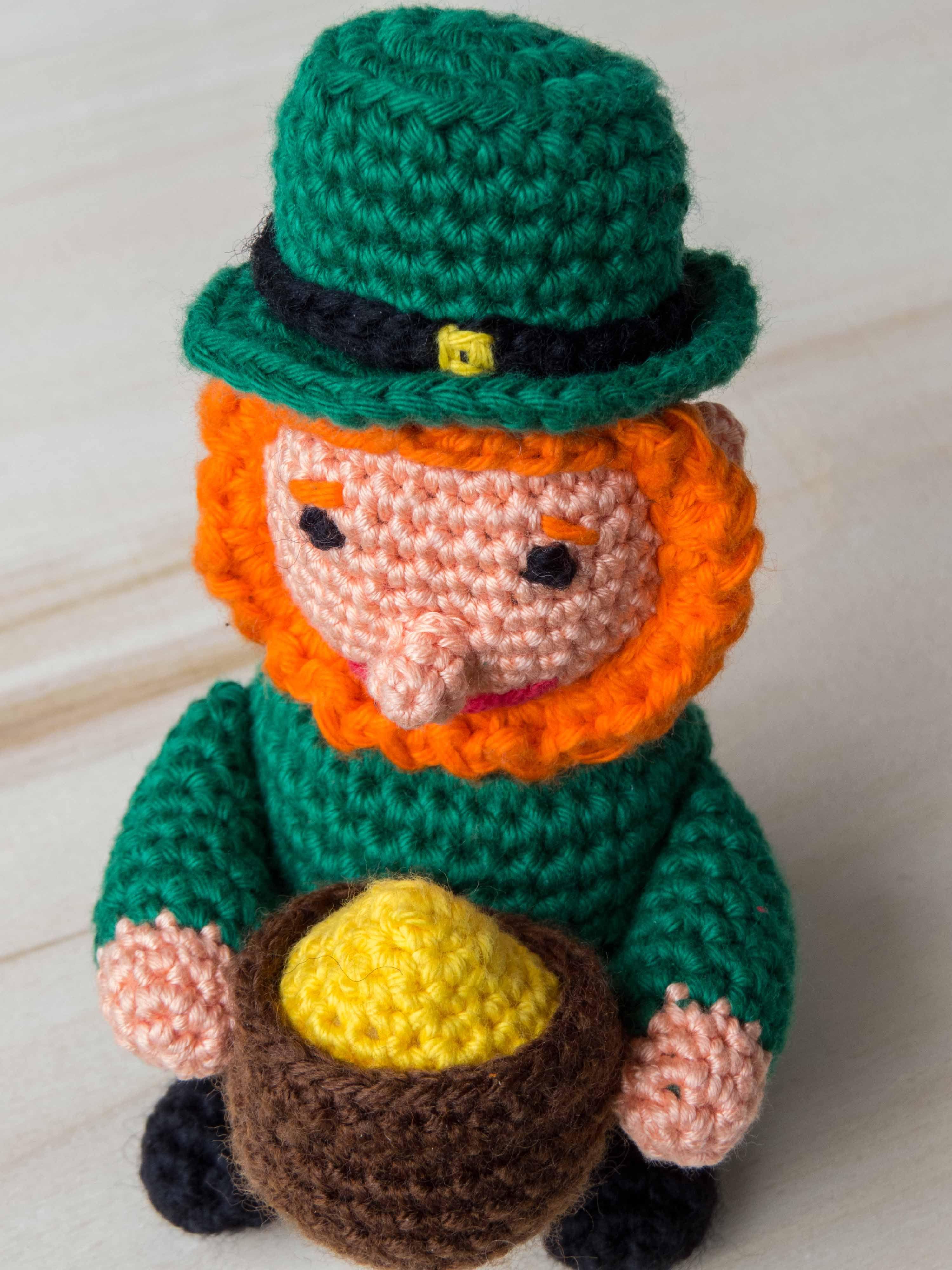 Ein Leprechaun kommt vorbei…   Nationalfeiertag, Irisch und Schnell
