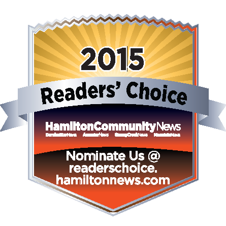 Readers Choice - Pick your favorite #Hamilton Business, and nominate them!