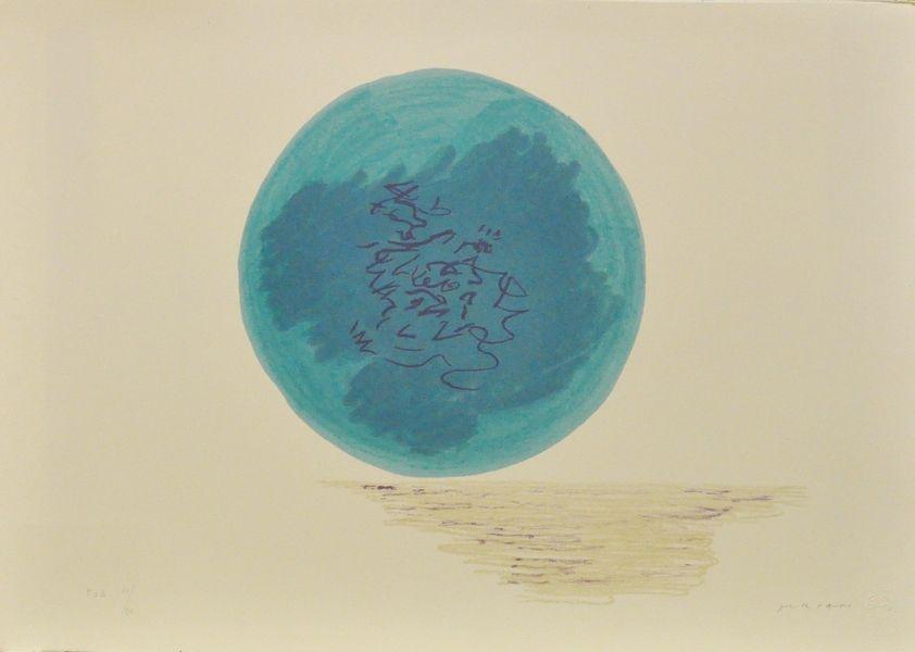 Composizione GiulioTurcato 1976