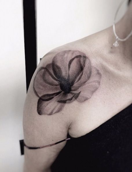35 X Ray Flower Tattoos That Will Take Your Breath Away Tattoos