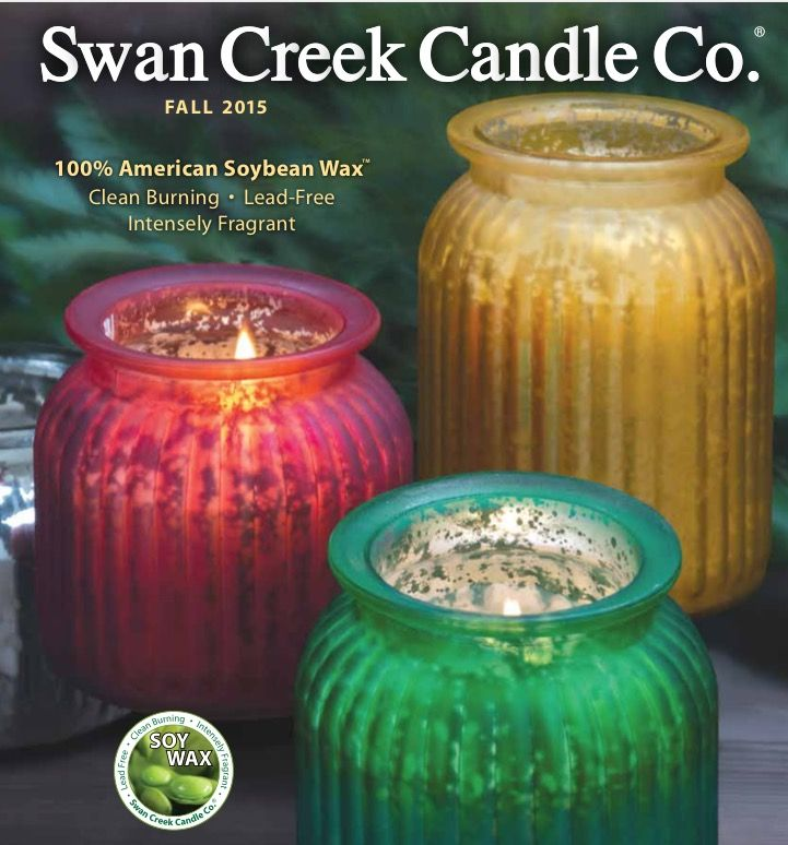 SWAN CREEK CANDLES We Ship!! (251) 928-9931