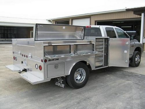 Used Pickup Truck Boxes
