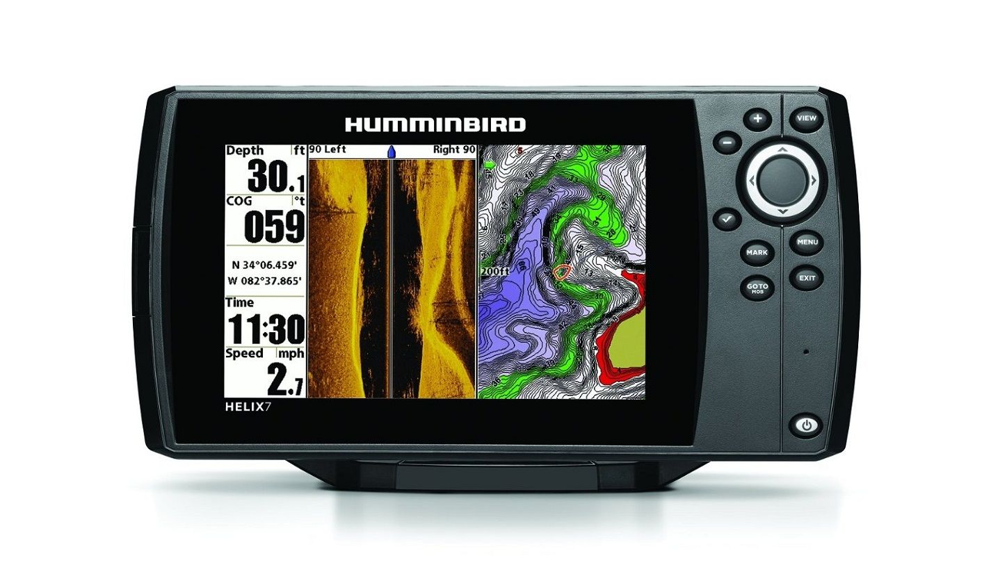 Humminbird Helix 7 SI GPS Review | Fish Finder Select | Fish finder
