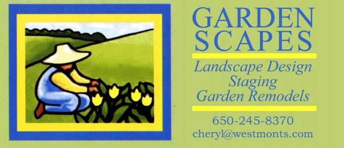 GardenScapes Landscape Design, advice about gardening, landscaping, plant selection and staging for sale
