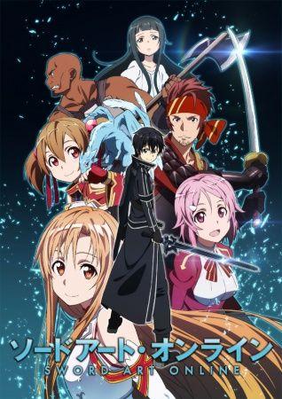 Sword Art Online Lista Com Os Episodios Arte De Espada Sword