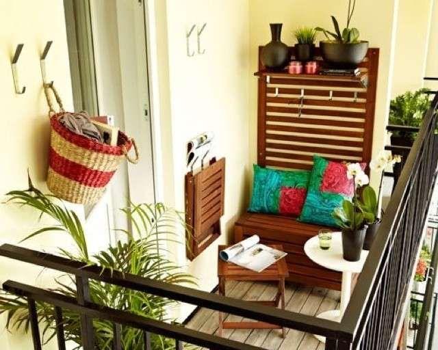 Arredamento balcone di casa | Balconi, Arredamento e Terrazzo