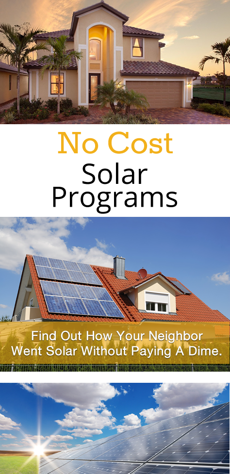 California Launches No Cost Solar Program For Middle Class Homeowners Solar Renewable Solar Homeowner